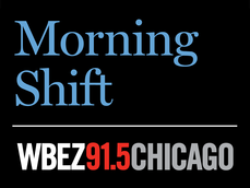 Morning Shift WBEZ Chicago logo